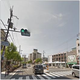 駒川中野駅前